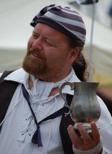 Sam Minella (Ship's Cook)