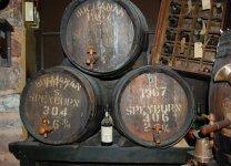 Barrels of delight