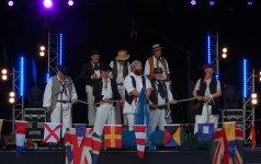 Tall Ships' Falmouth concert
